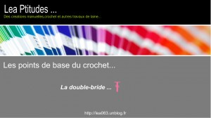 Leçon de crochet 4 : La double bride dans tutos video dbbride-300x168
